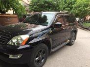 Cần bán gấp Lexus GX 470 sản xuất năm 2008, màu đen, nhập khẩu nguyên chiếc chính chủ giá 1 tỷ 380 tr tại Hà Nội