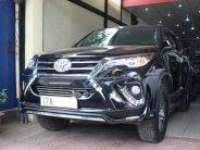 Cần bán xe Toyota Fortuner 2.7V AT năm 2017, màu đen, xe nhập giá 1 tỷ 250 tr tại Hà Nội