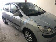 Chính chủ bán Hyundai Getz 1.1 MT 2008, màu bạc, nhập khẩu giá 190 triệu tại Hưng Yên