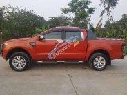 Chính chủ bán Ford Ranger Wildtrak 3.2L 4x4AT 2015, màu đỏ giá 695 triệu tại Hà Nội