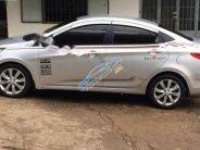 Bán xe Hyundai Accent 1.4 AT sản xuất năm 2011, màu bạc, nhập khẩu   giá 418 triệu tại Đồng Nai