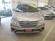 Bán Toyota Innova E đời 2015, số sàn, tặng thuế trước bạ, hỗ trợ ngân hàng 70% giá 648 triệu tại Tp.HCM