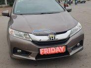 Cần bán lại xe Honda City 1.5AT đời 2015, màu xám, giá tốt giá 485 triệu tại Hà Nội