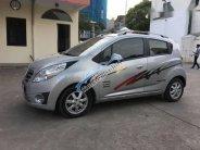 Bán xe Daewoo Matiz Groove năm 2010, màu bạc, nhập khẩu  giá 220 triệu tại Hà Nội