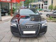 Bán xe Audi A8 4.2 Quattro, SX 2010, đăng kí 2011, màu xanh, nhập nguyên chiếc tại Đức giá 2 tỷ 50 tr tại Hà Nội