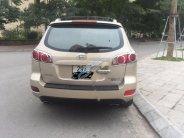 Cần bán xe Hyundai Santa Fe đời 2008, màu vàng, nhập khẩu nguyên chiếc giá 420 triệu tại Hà Nội