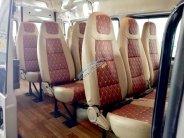 Bán xe Transit sx 2018 hoàn toàn mới, mâm đúc, ghế da, sàn gỗ, ốp trần da cao cấp, LH: 093.123.8088 giá 838 triệu tại Tp.HCM
