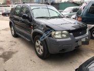 Bán xe Ford Escape đời 2002, màu đen, tư nhân chính chủ giá 155 triệu tại Hà Nội