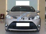 Bán ô tô Toyota Vios 1.5E AT đời 2017, màu bạc, biển số thành phố giá 540 triệu tại Tp.HCM