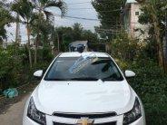 Cần bán Chevrolet Cruze đời 2011, máy 1.6, màu trắng giá 329 triệu tại Tiền Giang