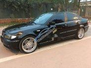 Cần bán BMW 3 Series 318i sản xuất năm 2003, màu đen, nhập khẩu giá 209 triệu tại Hà Nội