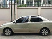 Chính chủ bán xe Toyota Vios 1.5G đời 2007, màu vàng giá 275 triệu tại Hà Nội