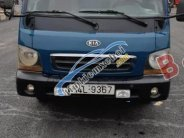 Bán Kia K2700 đời 2003, màu xanh lam, nhập khẩu giá 105 triệu tại Hà Nội