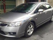 Cần bán gấp Honda Civic 1.8AT đời 2011, màu bạc số tự động giá 480 triệu tại Tp.HCM