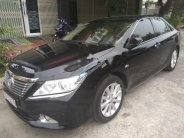 Bán xe Toyota Camry 2.5G đời 2012, màu đen giá 795 triệu tại Bình Định