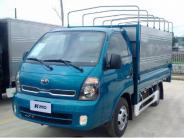 Giá xe tải new Kia- Xe tải Thaco Trường Hải- Xe tải trả góp giá 382 triệu tại Tp.HCM