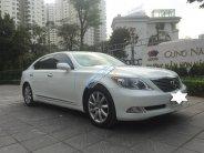 Bán Lexus LS 460L đời 2006, màu trắng, nhập khẩu nguyên chiếc giá 1 tỷ 80 tr tại Hà Nội