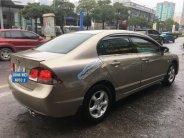 Bán Honda Civic 1.8AT 2010, màu vàng số tự động giá 415 triệu tại Hà Nội
