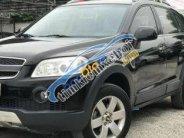 Bán xe Chevrolet Captiva sản xuất 2008, màu đen giá cạnh tranh giá 275 triệu tại Thái Bình