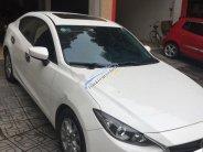 Bán Mazda 3 1.6AT đời 2016, màu trắng  giá 595 triệu tại Thái Nguyên