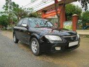 Bán lại xe Mazda 323 GLX 2003, màu đen   giá 145 triệu tại Thanh Hóa