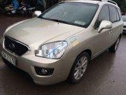 Bán xe Kia Carens 2.0 AT đời 2011, màu vàng cát giá 380 triệu tại Hà Nội