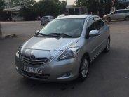 Cần bán lại xe Toyota Vios sản xuất năm 2009, màu bạc chính chủ, giá 246tr giá 246 triệu tại Vĩnh Phúc