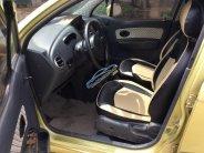 Cần bán xe Chevrolet Spark LT sản xuất 2009, màu vàng chính chủ giá 120 triệu tại Hà Nội