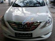 Cần bán gấp Hyundai Sonata đời 2011, màu trắng, nhập khẩu chính chủ giá 525 triệu tại Hải Phòng