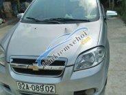 Bán Chevrolet Aveo MT 2011, màu bạc giá 240 triệu tại Quảng Nam