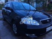 Cần bán lại xe Toyota Corolla altis MT sản xuất năm 2003, màu đen giá 270 triệu tại Vĩnh Long