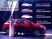 Cần bán Hyundai Accent 1.4AT FULL năm 2018, màu đỏ, 540tr giá 540 triệu tại Tp.HCM