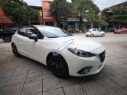 Bán Mazda 3 1.5AT 2016, màu trắng giá cạnh tranh giá 640 triệu tại Thái Nguyên