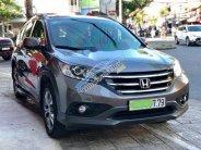 Cần bán gấp Honda CR V 2.4 đời 2013, màu nâu, giá 800tr giá 800 triệu tại Đà Nẵng