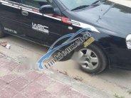 Cần bán lại xe Daewoo Lacetti EX đời 2005, màu đen giá 160 triệu tại Thái Bình