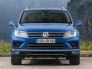 Bán ô tô Volkswagen Touareg G đời 2018, màu xanh lam, xe nhập giá 2 tỷ 499 tr tại Tp.HCM