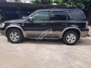 Cần bán Ford Escape 3.0 V6 năm sản xuất 2004, màu đen xe gia đình, 235tr giá 235 triệu tại Tp.HCM