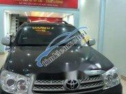 Chính chủ bán Toyota Fortuner sản xuất 2011, màu đen giá 680 triệu tại Thanh Hóa