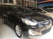 Cần bán gấp Hyundai Accent 1.4 AT đời 2012, màu đen, xe nhập, giá 418tr giá 418 triệu tại Hà Nội