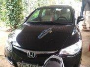 Bán xe Honda Civic 1.8 MT sản xuất 2008, màu đen giá 315 triệu tại Quảng Trị