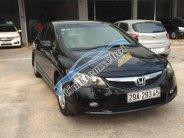 Bán ô tô Honda Civic 1.8 AT đời 2011, màu đen giá 440 triệu tại Hà Nội