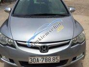 Cần bán Honda Civic 2.0 AT đời 2008, màu xám số tự động, giá 386tr giá 386 triệu tại Hà Nội