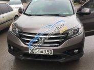 Cần bán lại xe Honda CR V 2.4 AT năm sản xuất 2013, màu nâu, giá tốt giá 760 triệu tại Hà Nội