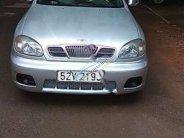 Bán xe Daewoo Lanos SX đời 2003, màu bạc  giá 112 triệu tại Tp.HCM