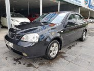 Cần bán xe Daewoo Lacetti EX sản xuất năm 2005, màu đen, giá 179tr giá 179 triệu tại Hà Nội
