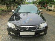 Bán Mazda 323 GLX đời 2003, màu đen, 145 triệu giá 145 triệu tại Thanh Hóa