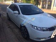 Cần bán lại xe Kia Forte S đời 2013, màu trắng giá cạnh tranh giá 385 triệu tại Đắk Lắk