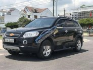 Cần bán gấp Chevrolet Captiva LTZ đời 2008, màu đen chính chủ, 325tr giá 325 triệu tại Tp.HCM