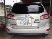 Cần bán gấp Hyundai Santa Fe SLX sản xuất năm 2009, màu bạc chính chủ giá 668 triệu tại Hà Nội