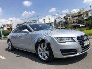 Cần bán Audi A7 sản xuất 2012, màu bạc số tự động giá 1 tỷ 585 tr tại Tp.HCM
